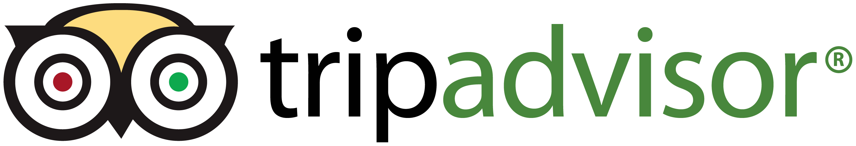 Trip Advisorのロゴです。